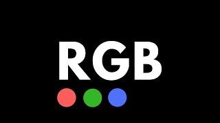 RGB Color Mixer in C#