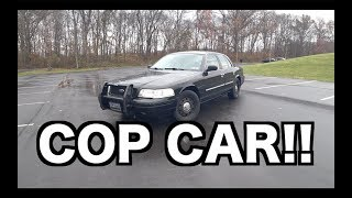 1998 - 2011 Ford Crown Victoria Police Interceptor Review