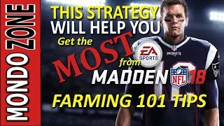MADDEN 17 ULTIMATE TEAM FARMING ALL 4 LOYALTY PLAYERS & 600K+ FREE COINS! MUT 17, MUT 18, MADDEN 18