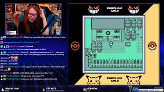 Pokemon Gold Space World 1997 Demo Footage (Livestream)