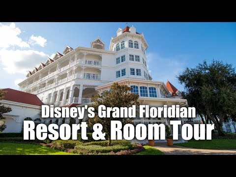 Disney's Grand Floridian Resort & Room Tour | Walt Disney World