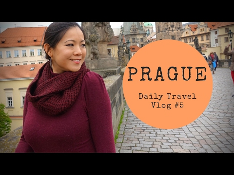 The Best Shopping in Prague | Daily Vlog Day #5