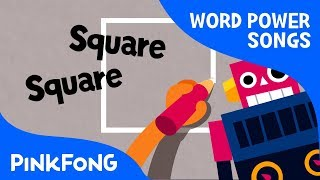 Shapes   Word Songs   Learn Shapes   Pinkfong Songs for Children