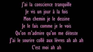 C'est moi     avec les paroles   with lyrics     marie mai 360p