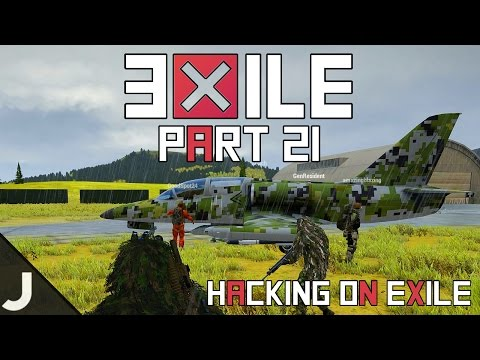 ArmA 3: Exile Mod - Part 21 - Hacking On Exile!