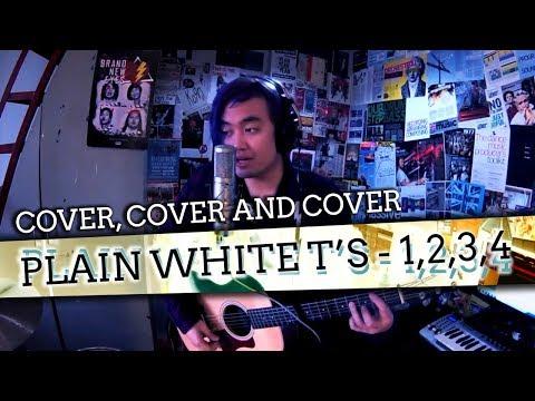 Plain White T's - 1, 2, 3, 4 (Bounty Ramdhan Cover)
