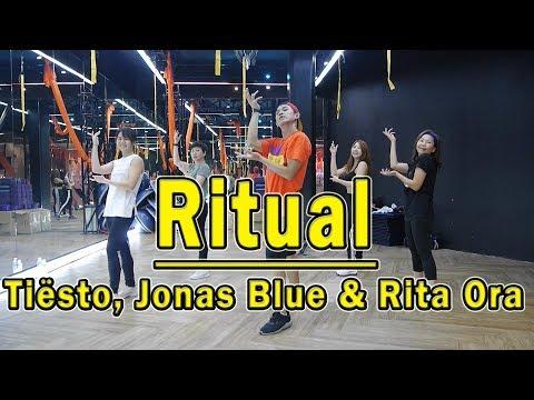 Download : Tiësto, Jonas Blue & Rita Ora Ritual   Dance