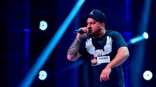 Rapperul Dorian Lupu a interpretat o compoziţie proprie la X Factor