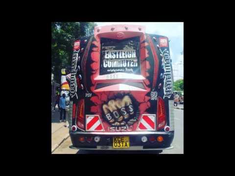 Kenya's Hip-hop Collection 1 (Old Skul)