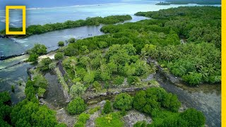 Ancient City of Nan Madol   Lost Cities With Albert Lin