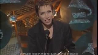 Annie Lennox, 1996 - 38TH ANNUAL GRAMMY AWARDS