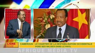 Le charter de la déstabilisation pose ses valises au Cameroun : LIGNE ROUGE DU 06 06 2018