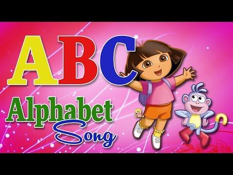 Dora Learn English, Dora Alphabet ABC song