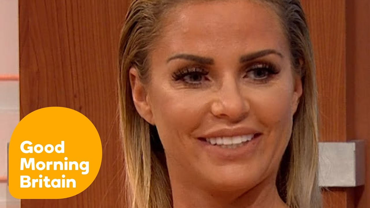 Katie Price On Coleen Nolan Bullying Rumours, Boobs And Horse-Riding  Snobbery | Good Morning Britain