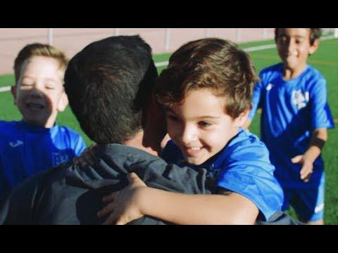 """""""El buen padre"""" - Campaña Antiviolencia Federación Extremeña de Fútbol"""