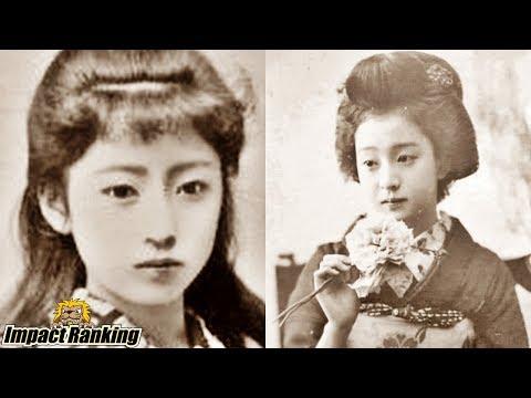 昔の美しすぎる日本女性4選