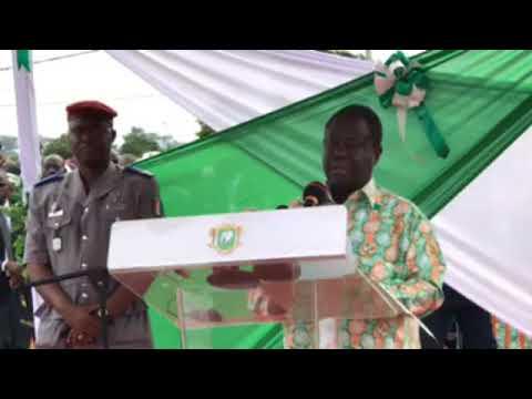 Célébration de l'an An 3 de l'appel de Daoukro:Discours du Président Henri Konan Bedié