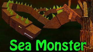 Minecraft | SEA MONSTERS Mod Showcase (Epic Oceans, Epic Sea Monsters, Loch Ness Monster)