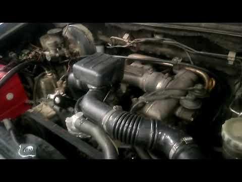 Chevrolet Tavera Engine Youtube