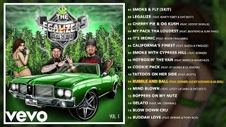 Paul Wall, Baby Bash - Bubble and Ball (Audio) ft. Berner, Lucky Luciano, Lil Evil
