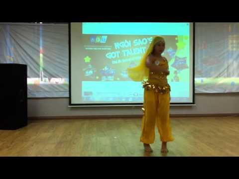Trà My lớp 5A1- vũ điệu Jaiho