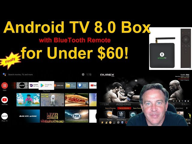 Best Android TV 8.0 Box under $60 Full Review #Kodi #AndroidTV #Best Box for KODI