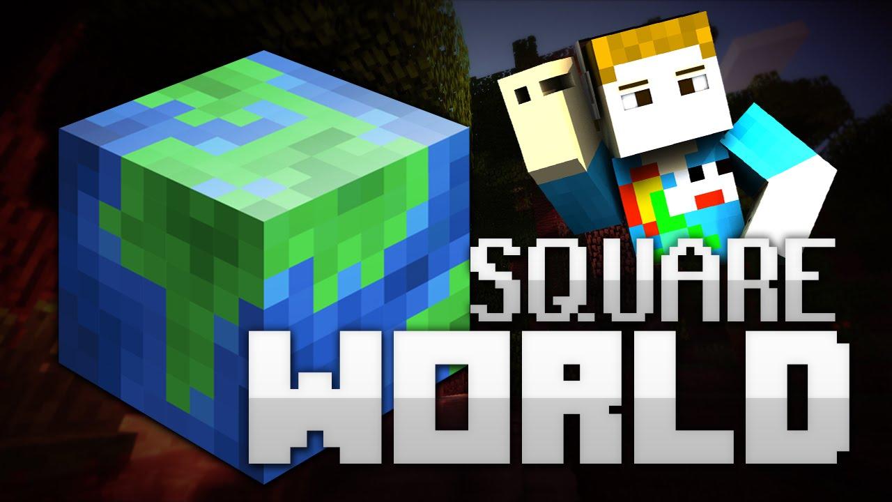 Square World - Minecraft Original Rap Song - YouTube  Square World - ...
