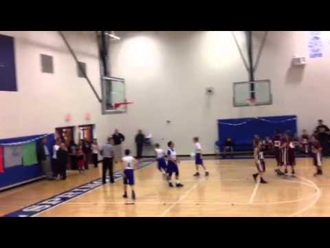 Bourbon Middle School Boys Basketball Part 6
