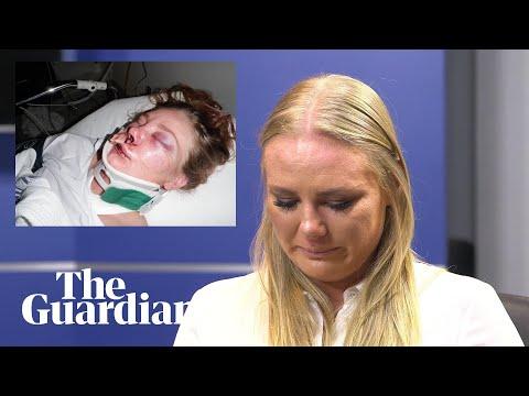 North Melbourne sexual assault survivor Chloe speaks of her ordeal