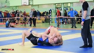[XIII PP ADCC]  Klaczek Krzysztof vs Kwolek Krzysztof, Zaawansowani, 76kg