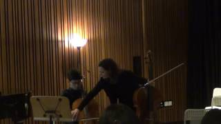 Masterclass with the Stradivari Quartet  3