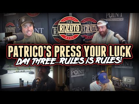 Patrico's Press Your Luck Day 3: