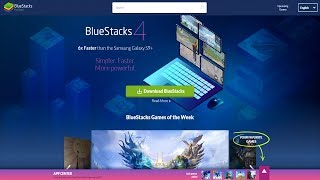 Gambar cover How To Download and INSTALL Bluestacks 4 On Windows