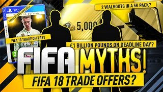fifa 18 trade offers