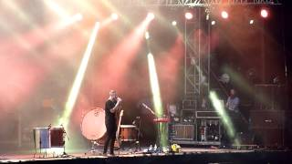 HD - Imagine Dragons - It's Time (live) @ Frequency 2014