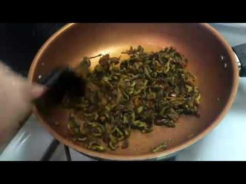 karele ki sabzi | crispy karela pyaz recipe | easy karela recipe