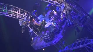 tommy lees drum solo at staples center 12 30 15