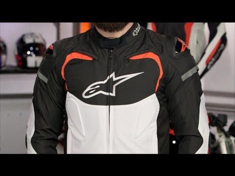 Alpinestars T-GP Pro Textile Jacket Review at RevZilla.com