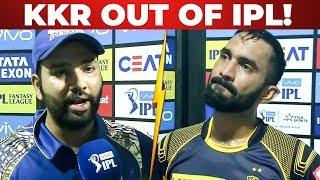 MI vs KKR Match 56 Tamil Highlights