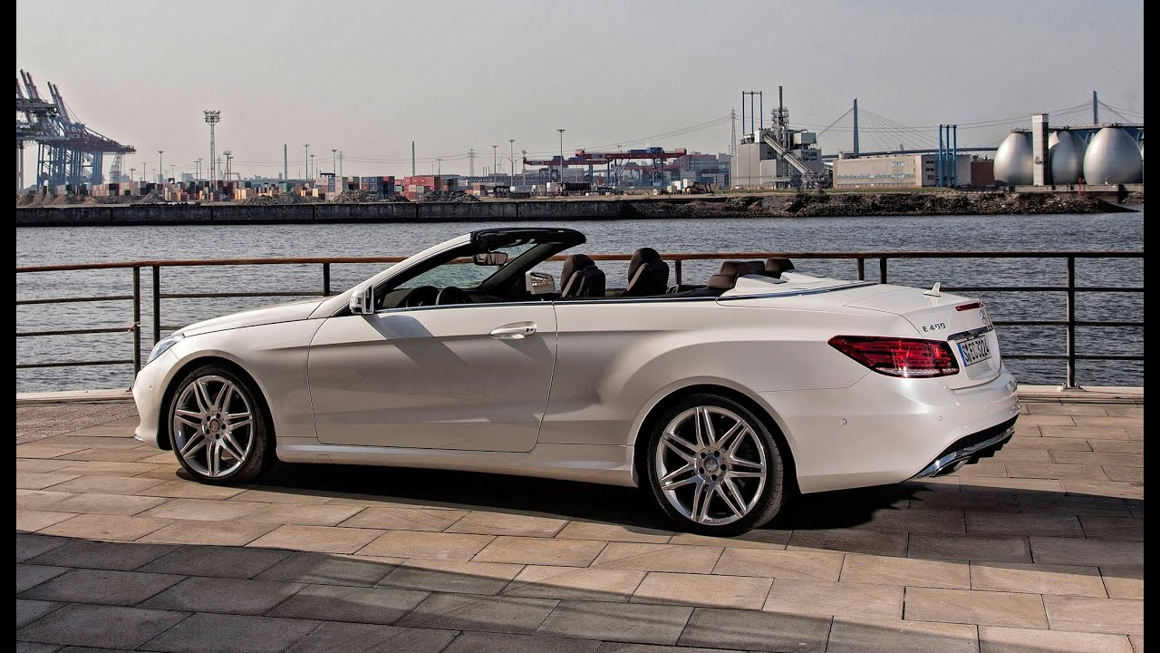 Mercedes E400 Convertible >> Mercedes Benz E400 Cabriolet Interior Exterior And Drive Youtube