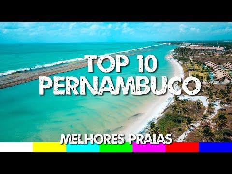Top 10: Melhores Praias de Pernambuco