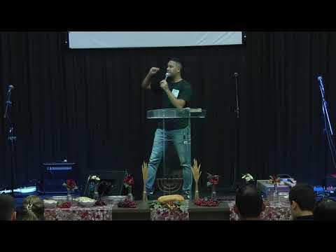 Pr. Marcelo - Tema/ O Sacrifício de Jesus/ Igreja Casa Favorita Birigui