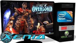 XENIA [Xbox 360] - Overlord II [Gameplay] Vulkan api #1