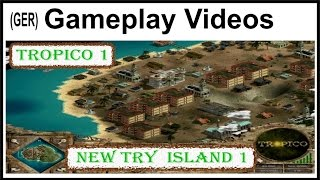 RE: Tropico 1 Paradise Island PC Gameplay Video Try New Island 1