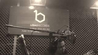 Như một lời chia tay - Studio (Guitar) Cao Minh Đức