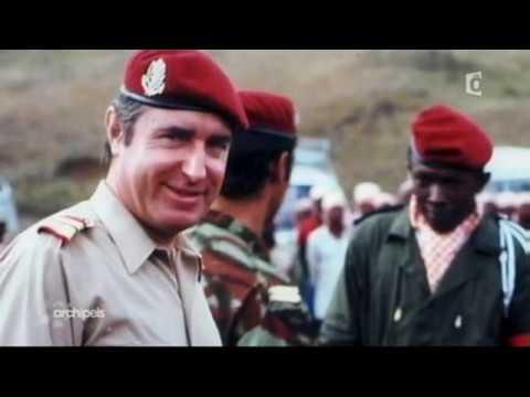 Mercenaires aux Comores