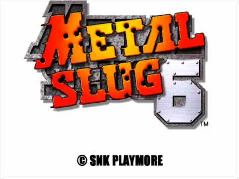 Metal Slug 6 OST: Cliff and Cave -Mission 1-2- (Extended)
