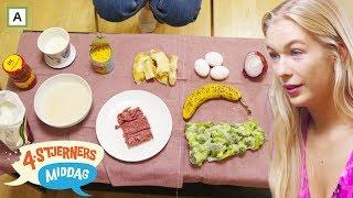 Se 4-stjerners middag på Dplay: http://bit.ly/4-stjernersmiddagClDp...