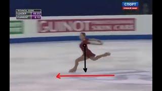 Трусова переходит к Плющенко а мы продолжаем разбирать Аксель