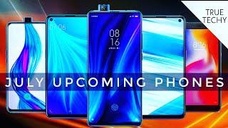 Upcoming Phones In July 2019, Best Smartphones Under 20000, Best Camera Phones, Upcoming July Mobile